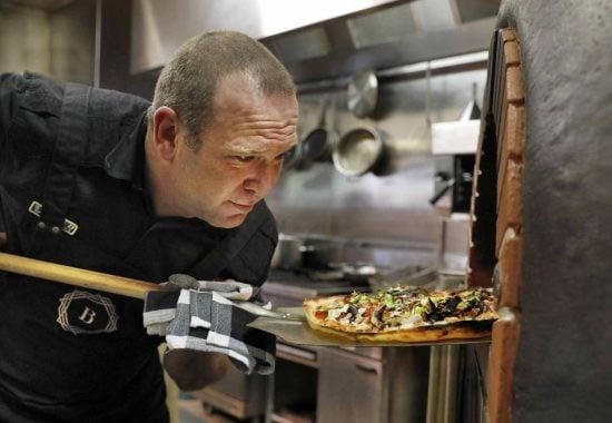 Gourmet Pizza - Baumé Restaurant - Ben Ean